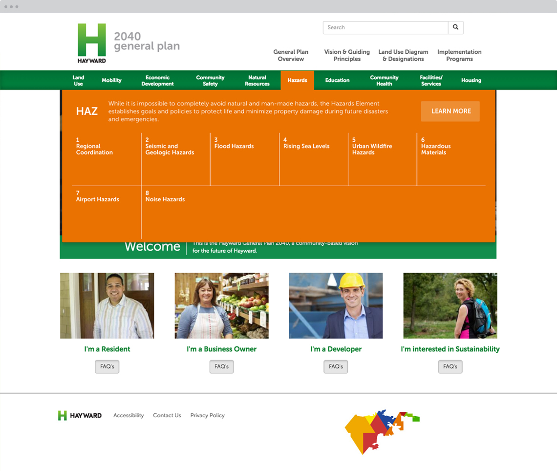 Hayward ePlan : Townsquare™